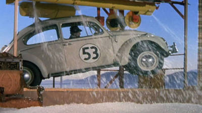 Herbie Rides Again Trailer
