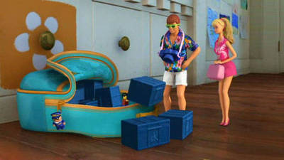 Hawaiian Vacation: Ken and Barbie's Vacation