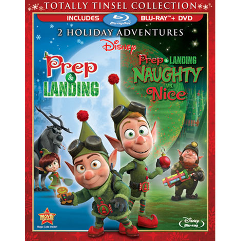 Totally Tinsel Collection Blu-ray™ Combo Pack