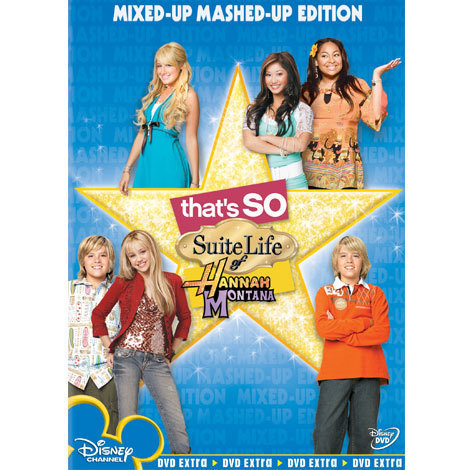 Mixed Up, Mashed Up Edition DVD