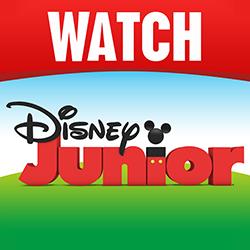Live Stream - Disney Junior