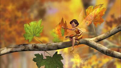Disney Fairies Mythology