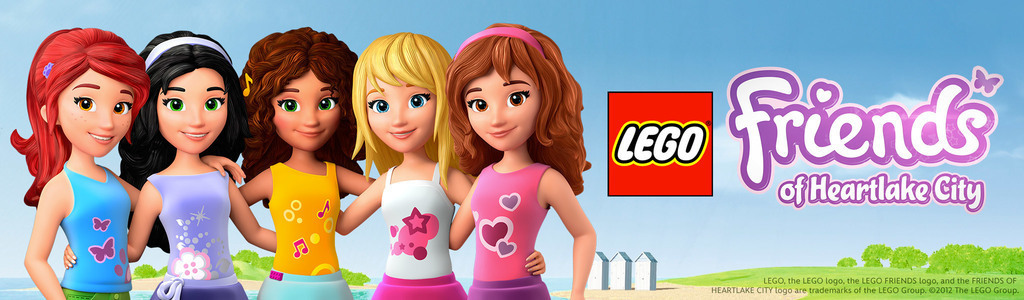 LEGO Friends of Heartlake City
