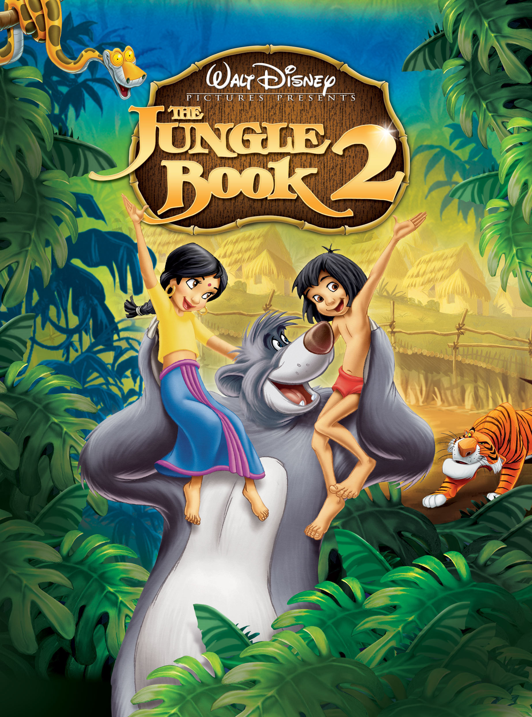 The Jungle Book 2 | Disney Movies