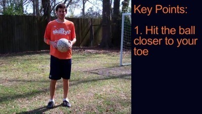 Soccer Tips - Juggle the Ball with your Feet - Advanced