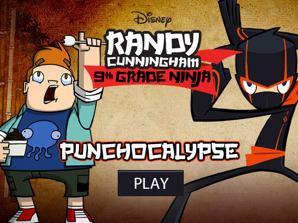 disney xd meet the faces of randy cunningham