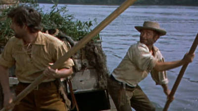 Davy Crockett and the River Pirates Trailer