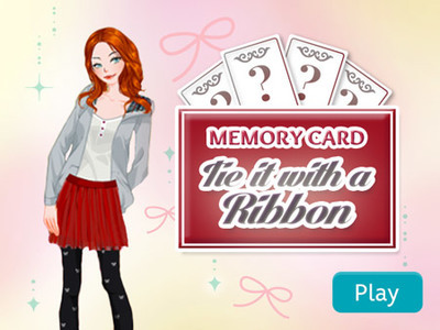 Memory Card: Tie It With A Ribbon