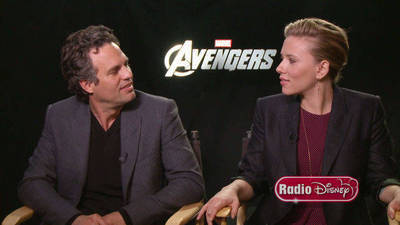 The Avengers: The Hulk and Black Widow