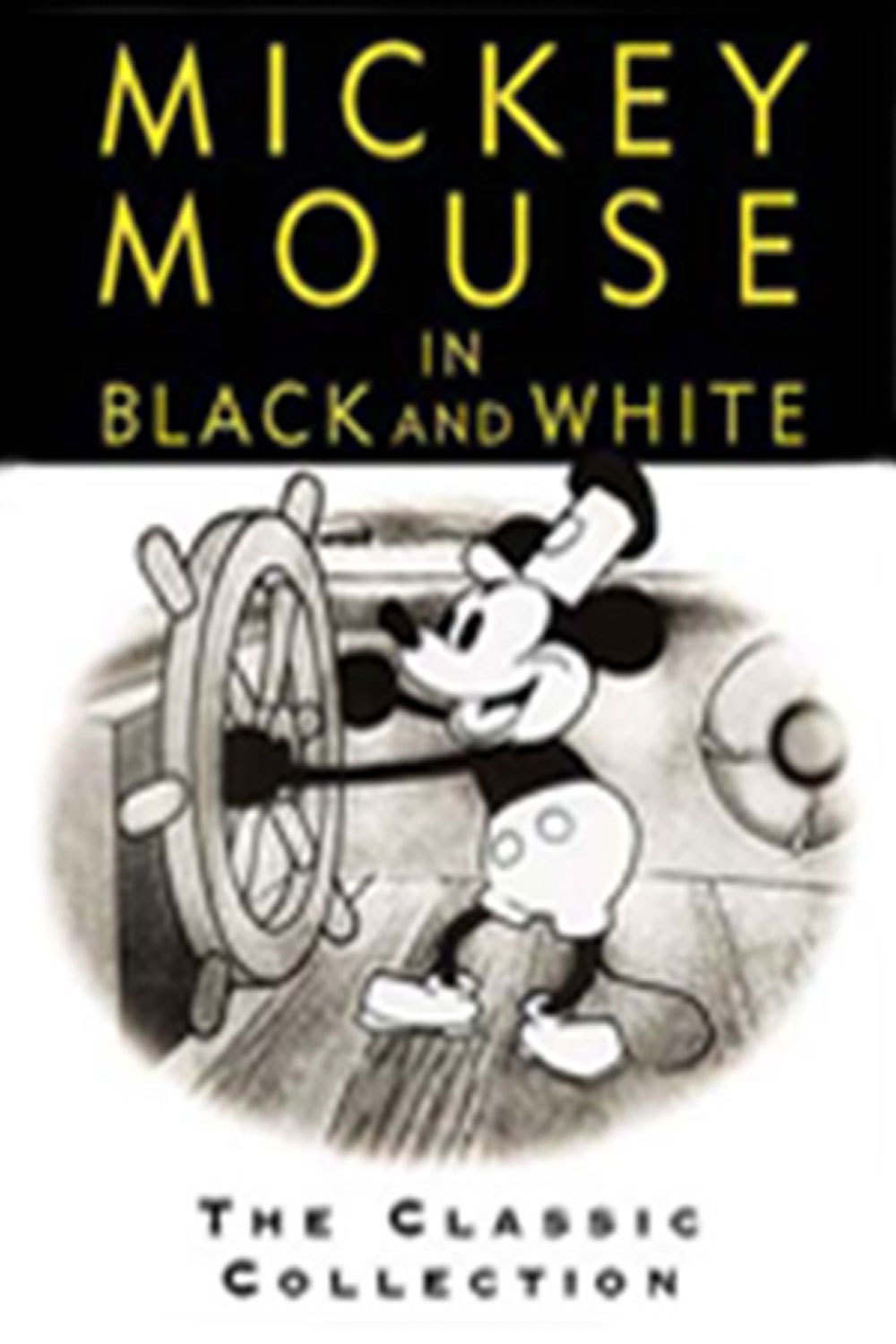 Mickey Mouse In Black And White, Vol. 1