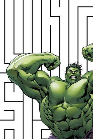 Hulk Maze
