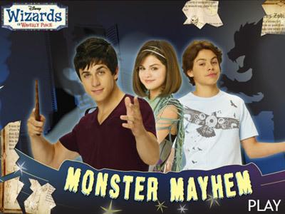 Wizard's Monster Mayhem