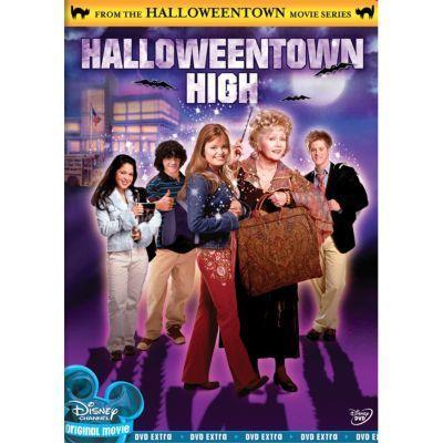 halloweentown high disney movies