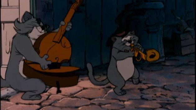 gato jazz aristogatos latino dating