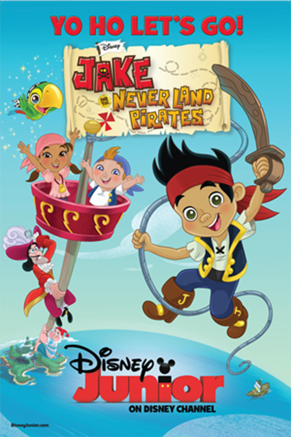Jake and the Never Land Pirates Products