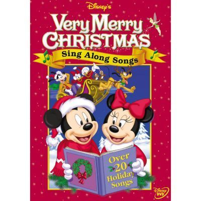 Sing Along Songs: Very Merry Christmas Songs DVD