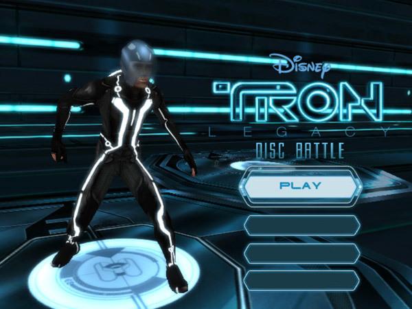 Disc Battle
