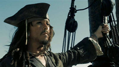 Pirates of the Caribbean: At World's End Trailer