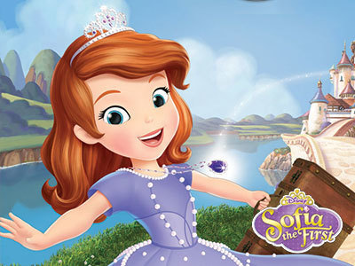 Sofia the First Products