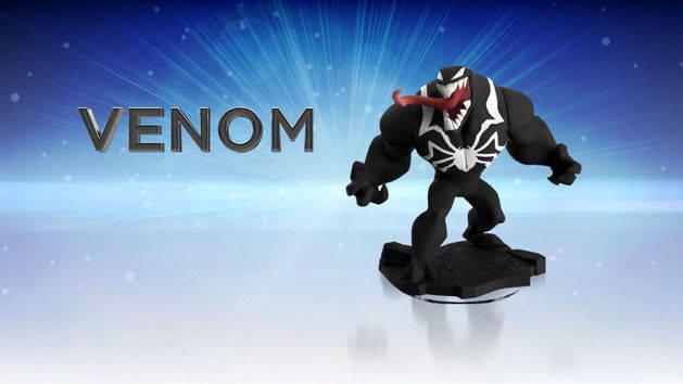 Venom - Disney Infinity 2.0: Marvel Super Heroes