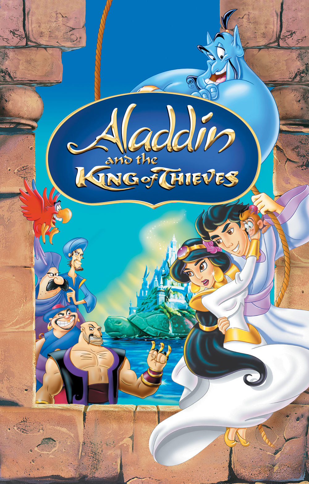 Aladdin French Full Movie