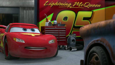 Cars 2 Blu-ray and DVD
