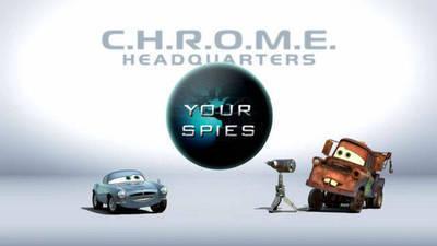 Cars 2 Video Game: Secret Agency