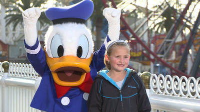On the Spot: A Donald Duck Surprise