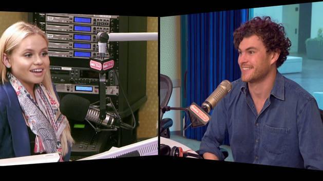 Vance Joy and Alli Simpson Talk Australia - Radio Disney