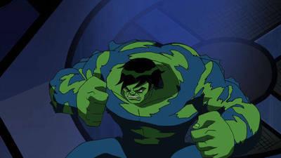Master Class: Hulk