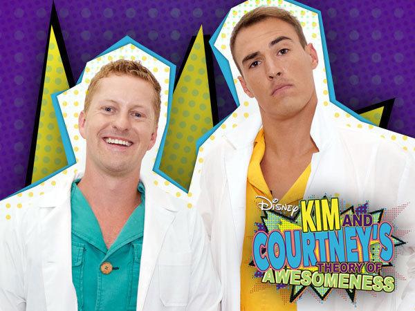 Kim & Courtney's Theory of Awesomeness