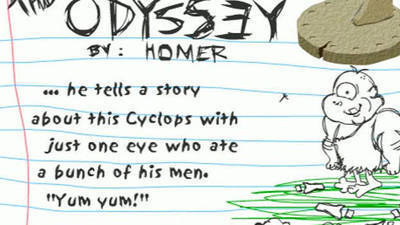 The Odyssey - Last Minute Book Reports