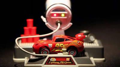 Lightning McQueen Alive
