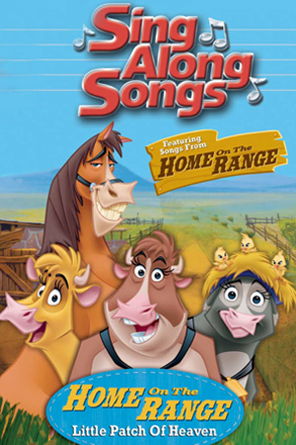 Disney Sing Along Songs: Home on the Range - Little Patch of Heaven