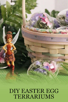 Tinker Bell and the Legend of the NeverBeast Activity - Easter Egg Terrarium