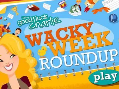 Wacky Week Round Up