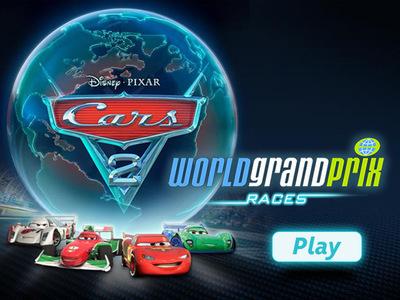 cars 2 spiele online