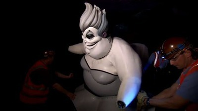 Ursula Has Arrived