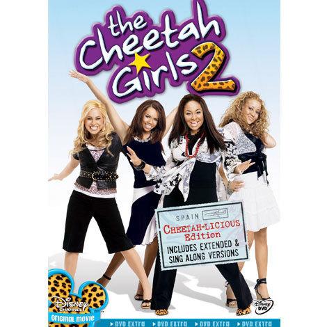 Cheetah-licious Edition DVD