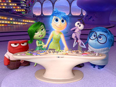 Inside Out - primo trailer