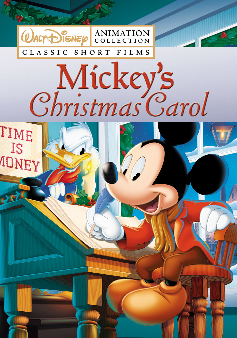 Disney Animation Collection Volume 7: Mickey's Christmas Carol
