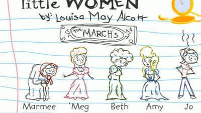 Little Women - Last Minute Book Reports