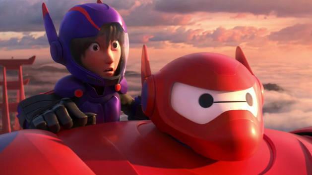Big Hero 6 Trailer H