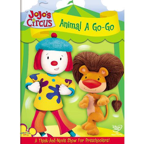Animal A Go-Go DVD