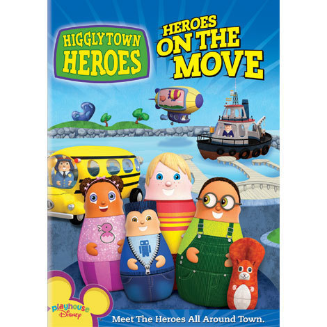 Heroes On The Move DVD