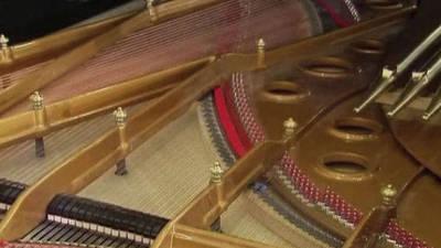 World's Biggest Grand Piano