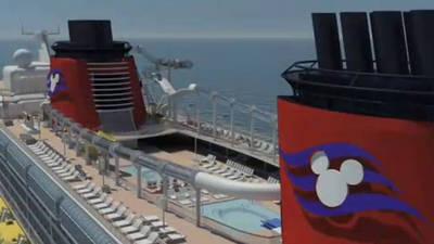 Disney Dream Overview
