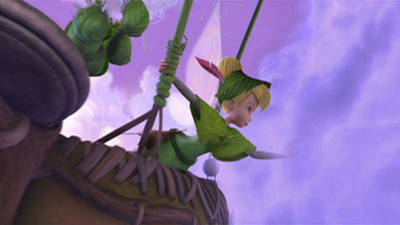 Tinker Bell and the Lost Treasure Trailer