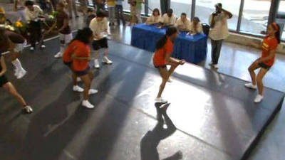 Double Dutch - Jump In! Clip