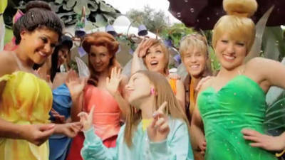 Leo Little's Big Show: Amy's Fairy Song